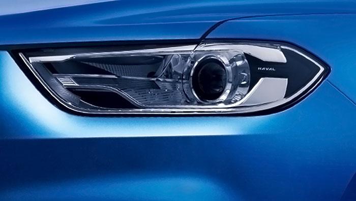 LED Predators' Eye Integrated Headlamp