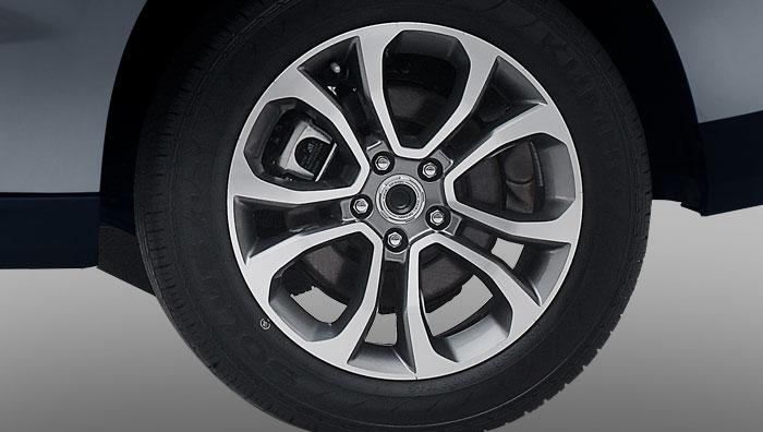 18-inch Sharp Looking Alloy Wheels