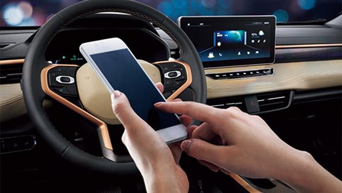 Jolion Apple CarPlay